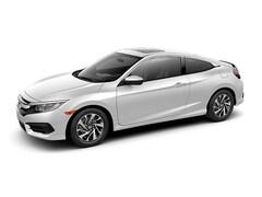 2016 Honda Civic LX-P Coupe