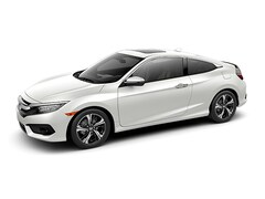 2016 Honda Civic Coupe Touring Coupe