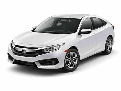 New Honda Civic in Eugene