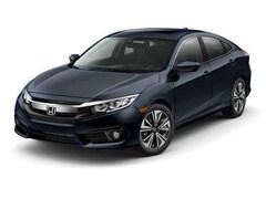 2016 Honda Civic 4dr CVT EX-L w/Navi Car