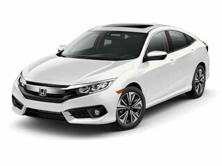 2016 Honda Civic 4dr CVT EX-L w/Navi Car