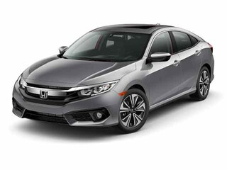 used 2016 Honda Civic EX-L Sedan for sale in Savannah