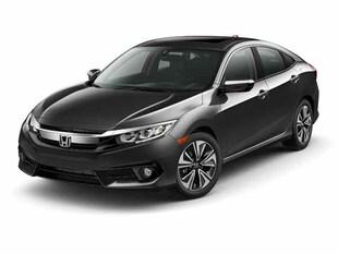 2016 Honda Civic Sedan EX-L CVT EX-L