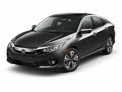 Certified 2016 Honda Civic EX-L Sedan in Santa Monica