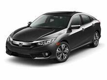 2016 Honda Civic EXL Sedan