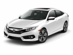 Certified 2016 Honda Civic EX-L Sedan in Santa Monica