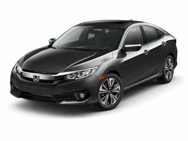 2016 Honda Civic EX-T w/Honda Sensing Sedan