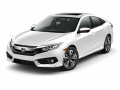 Used 2016 Honda Civic EX-T w/Honda Sensing Sedan Yorkville NY