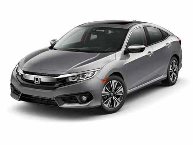 2016 Honda Civic EX-T Sedan P0007 for sale in Indian Train NC