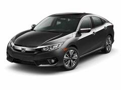 2016 Honda Civic 4dr CVT EX-T Sedan