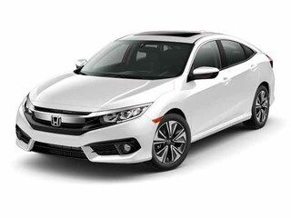 Used 2016 Honda Civic EX-T Sedan near San Diego