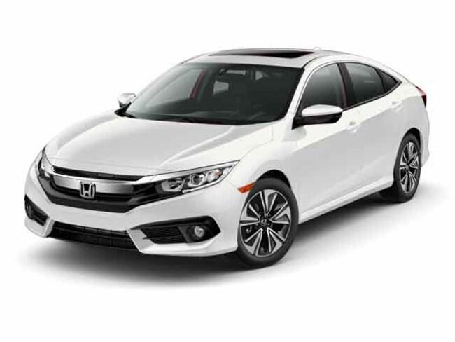 Used 2016 Honda Civic EX-T Sedan Honolulu, HI