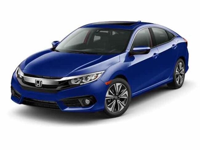 2016 Honda Civic Sedan EX-T Sedan