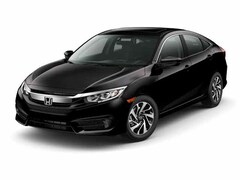 2016 Honda Civic Sedan CVT EX