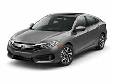 2016 Honda Civic Sedan EX Sedan