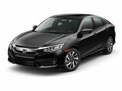 2016 Honda Civic 4dr CVT EX Sedan