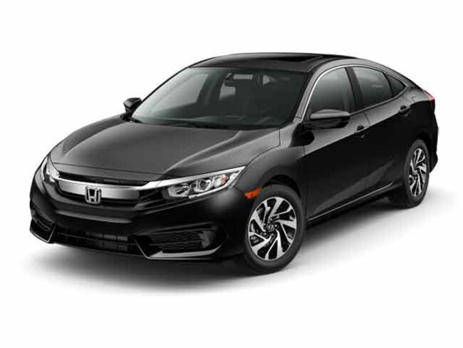 Used 2016 Honda Civic EX Sedan in Orange County