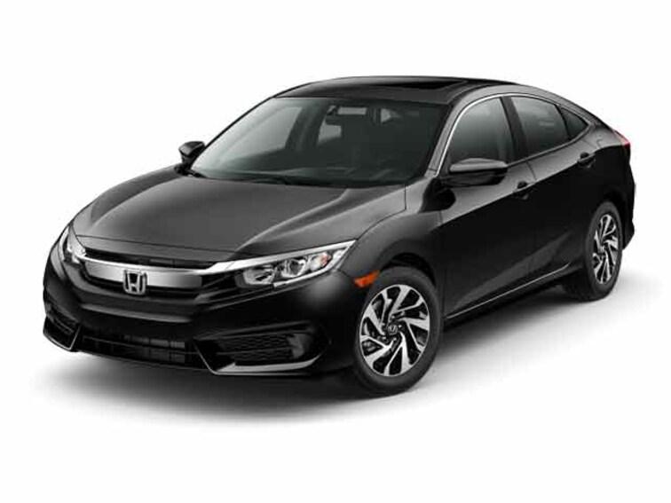 Used 2016 Honda Civic EX Sedan in Yakima,WA