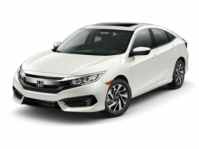 Fort Myers Honda >> Used 2016 Honda Civic For Sale In Fort Myers Fl Stock Bge089922
