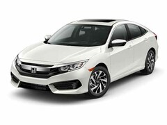 Certified 2016 Honda Civic EX Sedan in Santa Monica