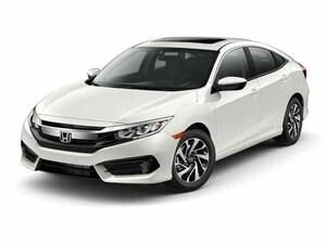 2016 Honda Civic 4dr CVT EX