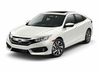 Used 2016 Honda Civic EX Sedan for sale in Las Vegas