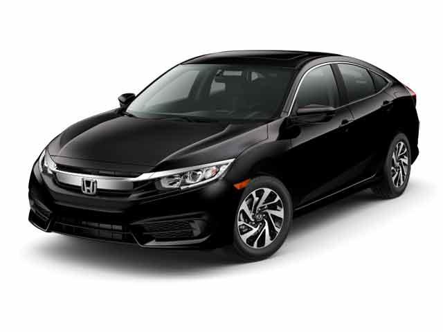 2016 Honda Civic EX w/Honda Sensing Sedan