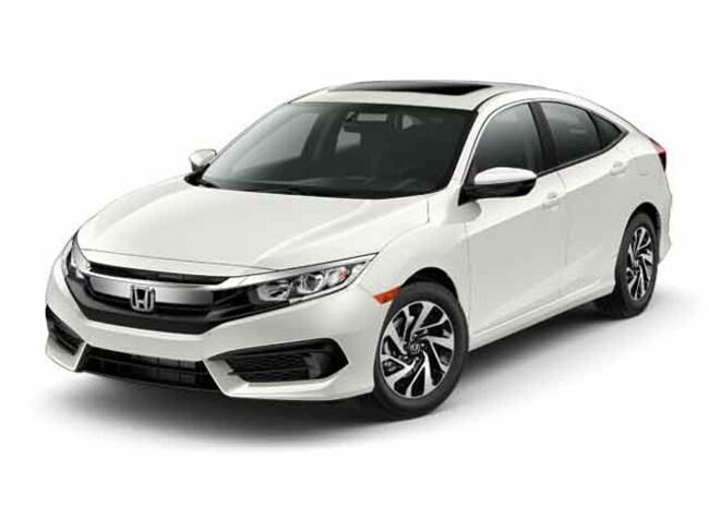 Used 2016 Honda Civic EX Sedan 4D Sedan Berkeley