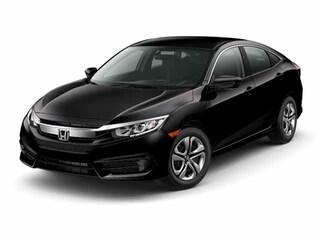 used 2016 Honda Civic LX Sedan 19XFC2E52GE006644 for sale in New Bern