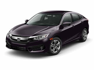 Used 2016 Honda Civic LX Sedan 0R87087A in Rosenberg, TX