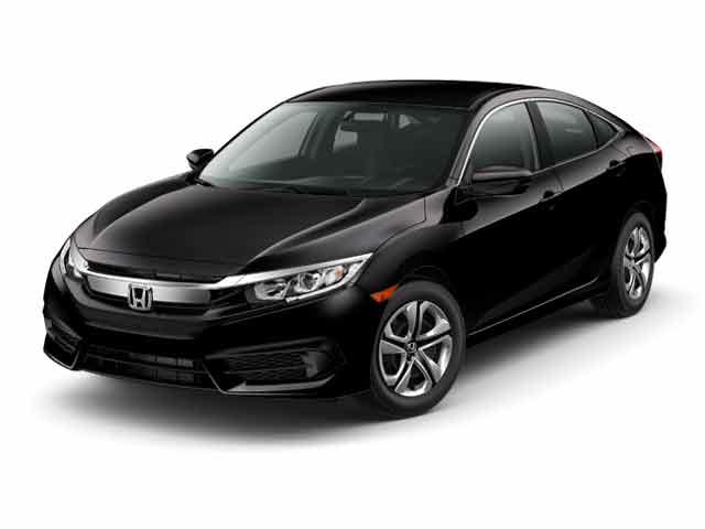 2016 Honda Civic 4D LX Sedan