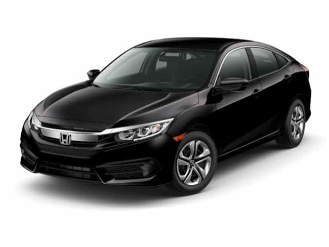 Pre-Owned 2016 Honda Civic LX Sedan in Peoria, IL