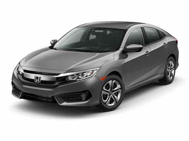 2016 Honda Civic LX Sedan 4D Sedan