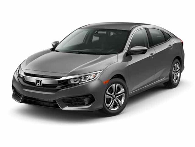 Used 2016 Honda Civic LX Sedan near San Antonio, TX