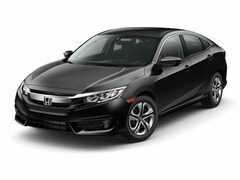 Certified 2016 Honda Civic LX Sedan in Santa Monica
