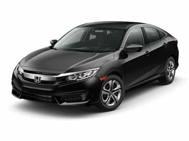 Certified 2016 Honda Civic LX Sedan In Los Angeles