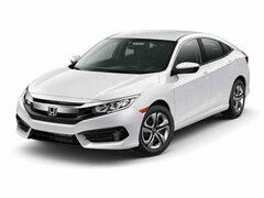 Certified 2016 Honda Civic LX Sedan for sale at Stockton Honda in Stockton, California