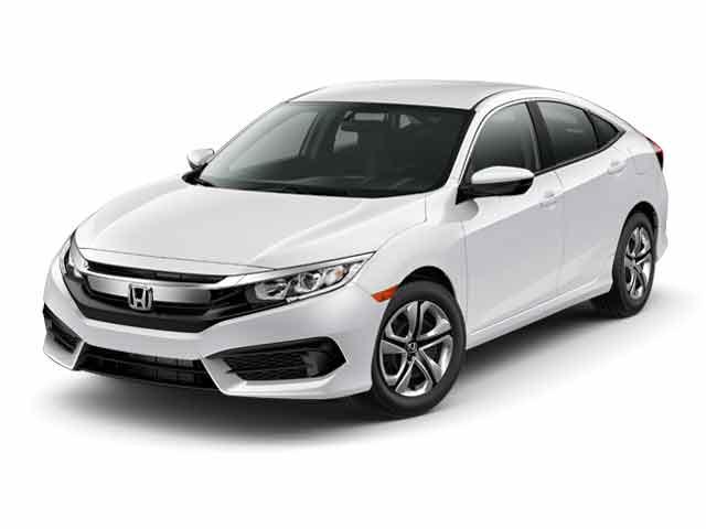 Used 2016 Honda Civic LX Sedan In Hartford, CT