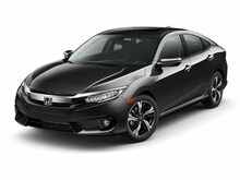2016 Honda Civic 4DR CVT Touring Touring  Sedan