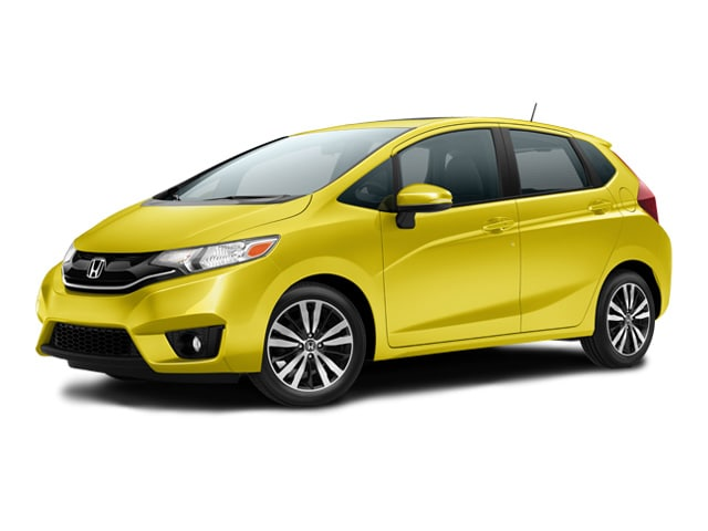 2016 Honda Fit EX-L Hatchback