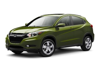 Picture of a 2016 Honda HR-V EX-L w/Navigation AWD SUV For Sale in Lowell, MA