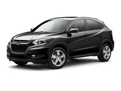 Certified Pre-owned 2016 Honda HR-V EX-L SUV for sale in Wheeling, WV near St. Clairsville OH