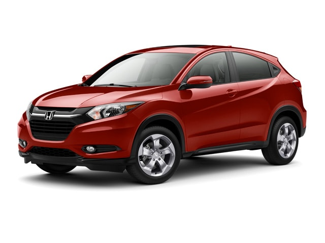 New 2016 Honda HR-V EX AWD SUV Ames, IA