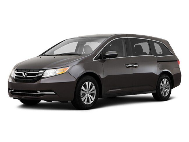 Certified Pre-owned 2016 Honda Odyssey EX-L Minivan/Van for sale in Wheeling, WV near St. Clairsville OH