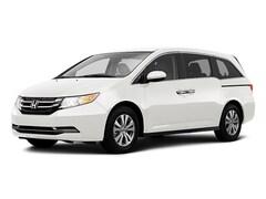 used 2016 Honda Odyssey EX-L Van Passenger Van
