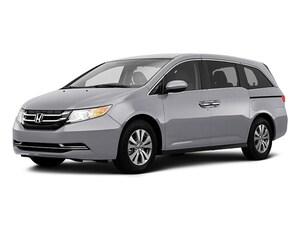 2016 Honda Odyssey 5dr EX-L w/Navi