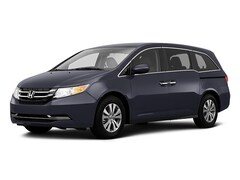 2016 Honda Odyssey EX-L w/Navigation Van Passenger Van
