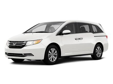 2016 Honda Odyssey EX L W Navigation Van Passenger
