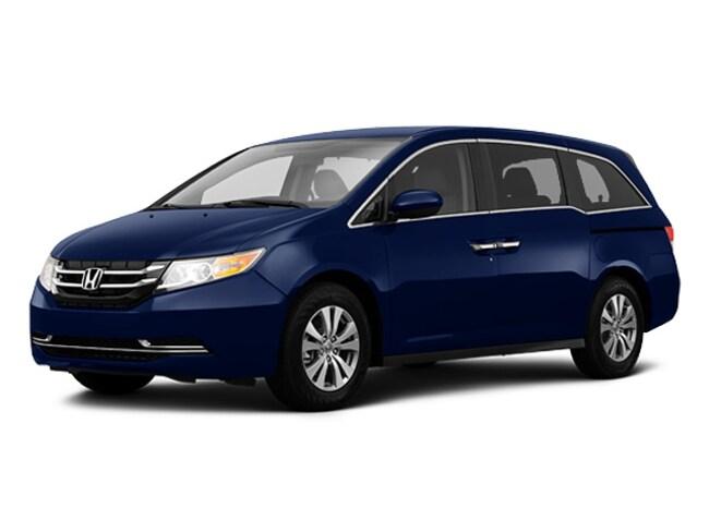 Used 2016 Honda Odyssey EX-L w/RES Van Passenger Van near Boise in Nampa, ID