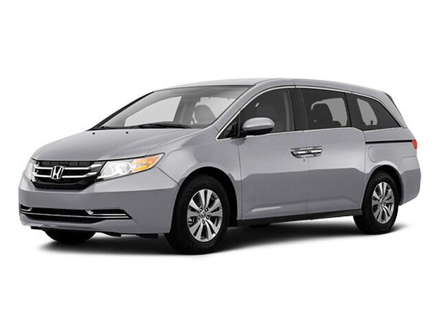 2016 Honda Odyssey EX-L w/RES Minivan/Van